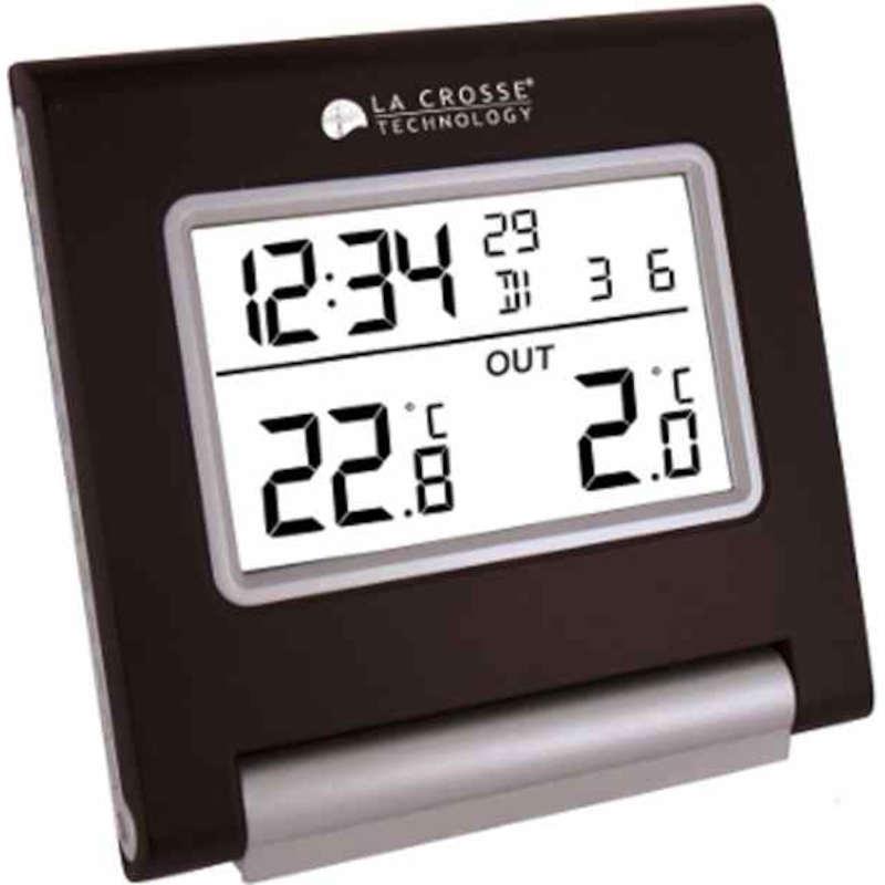 Station m t o barom tre thermom tre choix qualit prix for Thermometre sans fil interieur exterieur